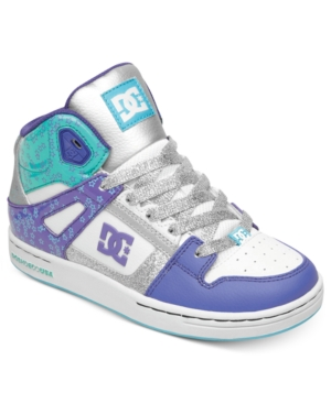 DC Shoes Kids Shoes Girls Rebound Sneakers