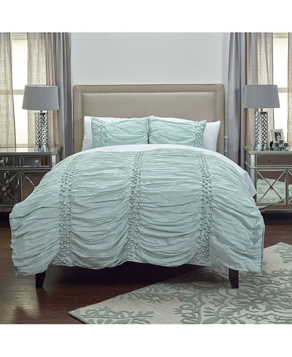 Rizzy Home Riztex USA Chelsea Cane King Quilt