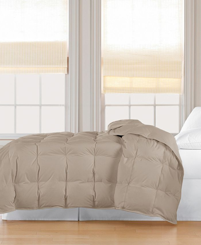 Blue Ridge - Home, 250 Thread Count Classic Warm Down Fiber Comforter, Twin