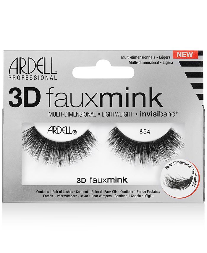 Ardell - 3D Faux Mink 854