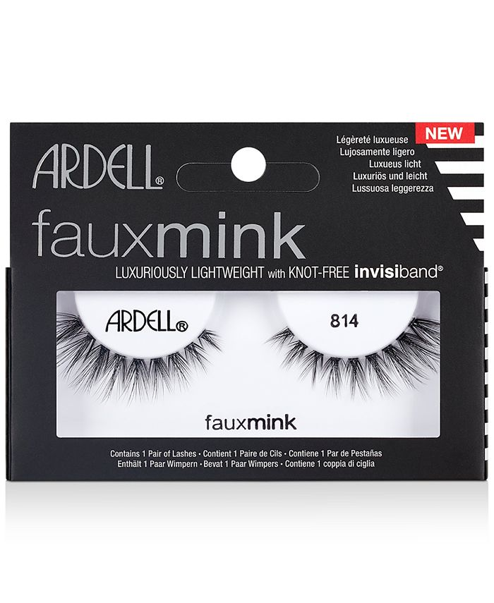 Ardell - Faux Mink Lashes 814