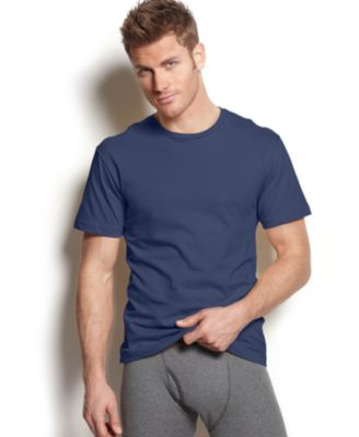 Image of Alfani Men's Crew-Neck T-Shirt