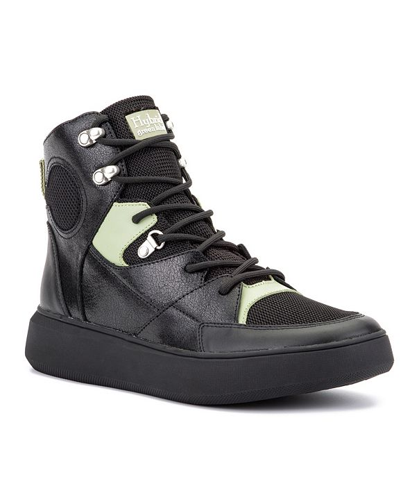 Hybrid Green Label Men's Globetrotter Sneaker