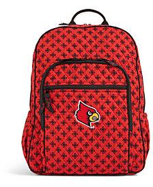 Vera Bradley Louisville Cardinals Backpack