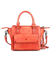 Old Trend Maya Leather Crossbody Bag