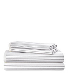 Ralph Lauren Luke Multi-Stripe Queen Sheet Set
