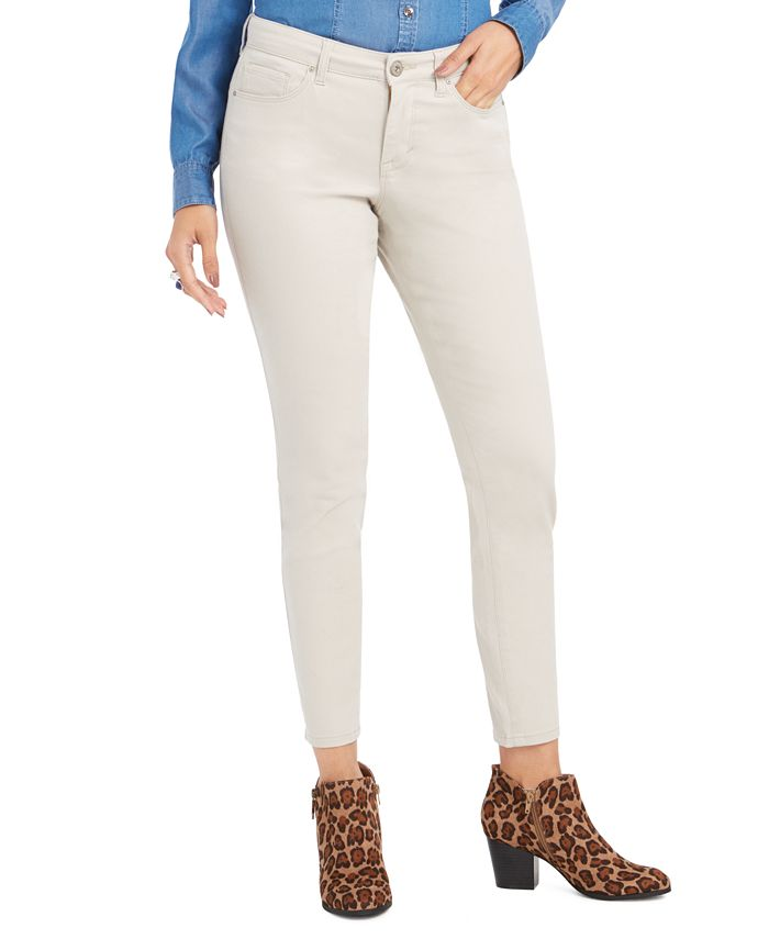 Style & Co - Curvy-Fit Skinny Jeans