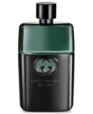 Guilty Men's Black Pour Homme Eau de Toilette, 1.6 oz