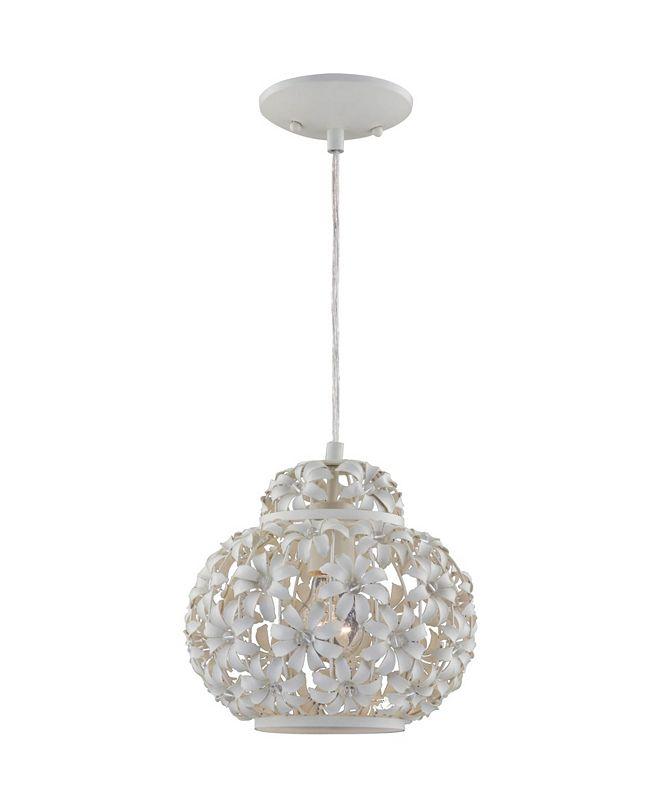 Volume Lighting 1-Light Mini Hanging Pendant