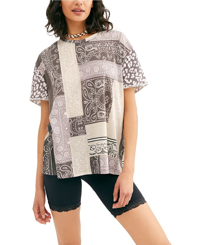 Free People - Printed Clarity T-Shirt