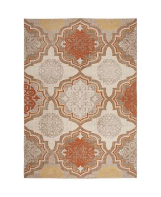 """Haven HAV01 Taupe 5'3"""" x 7'2"""" Area Rug"""