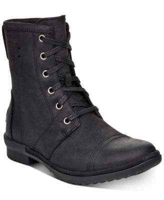 Ashbury Lace Up Waterproof Boots