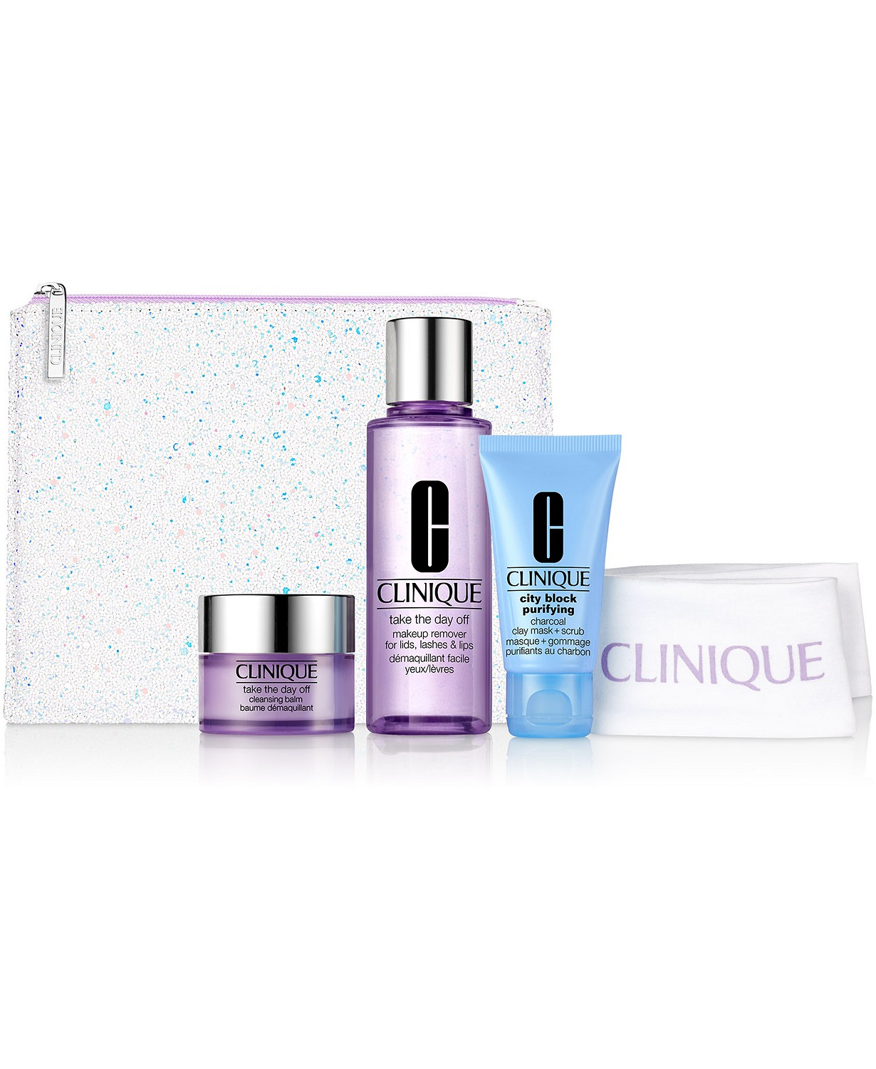 (50% OFF Deal) Clinique 5-Pc. Cleansing Set $19.75