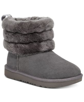 UGG® Toddler Girls Fluff Mini Quilted