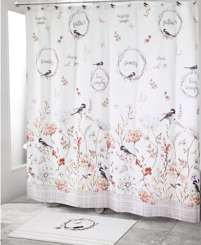 Avanti - Live Simply Shower Curtain