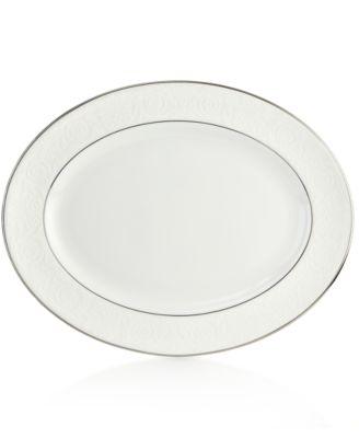 Lenox Artemis Oval Platter '13