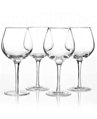 Lenox Stemware, Tuscany Classics Red Wine Glasses, Set of 4