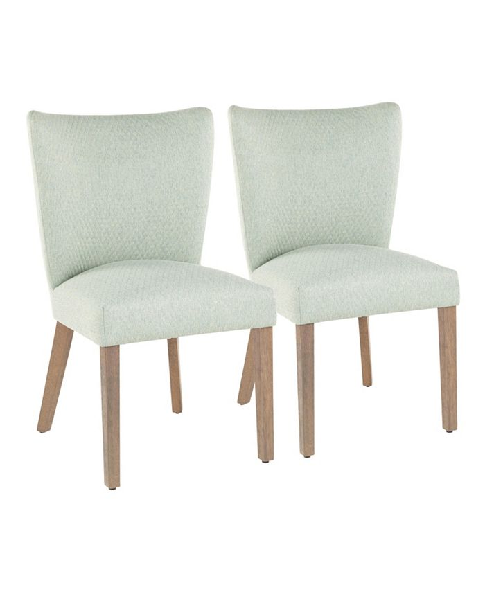 Lumisource - Addison Dining Chair, Quick Ship (Set of 2)