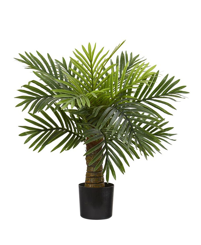 """Nearly Natural - 26"""" Robellini Palm Artificial Tree"""