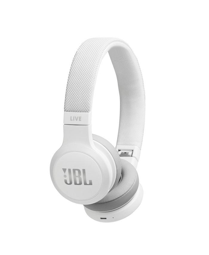 JBL - LIVE 400BT - Wireless On-Ear Headphones