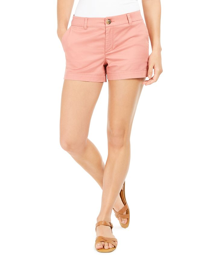Style & Co - Chino Shorts, Created For Macy's