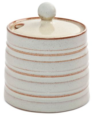 Denby Dinnerware, Heritage Terrace Sugar Bowl