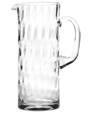 Closeout! Mikasa Drinkware, Pebblestone Pitcher
