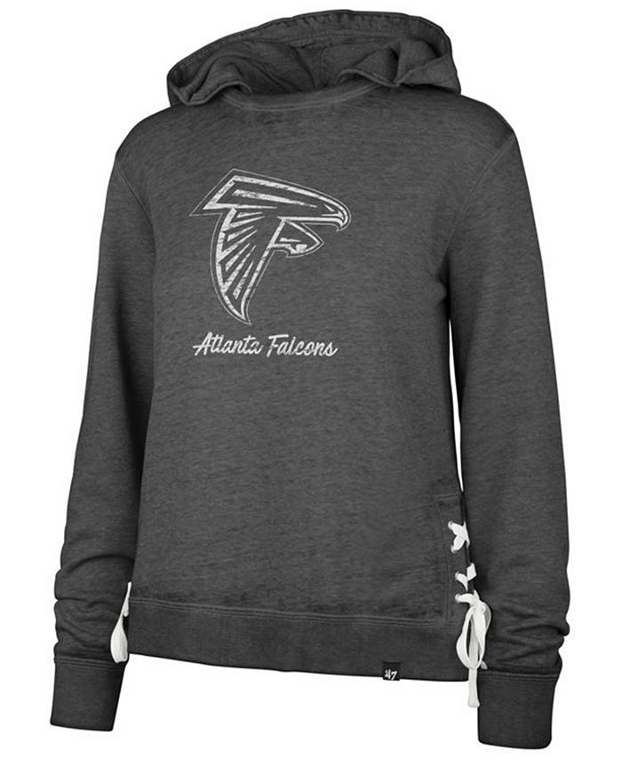 '47 Brand - Women's Lace Up Hoodie