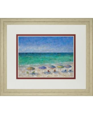 South Shore II by Dominick Framed Print Wall Art, 34