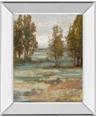 """Prairie Grove I by Paul Duncan Mirror Framed Print Wall Art, 22"""" x 26"""""""