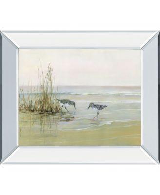 "Early Risers I by Sally Swatland Mirror Framed Print Wall Art, 22"" x 26"""