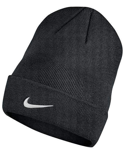 Nike Men's Dri-FIT Training Beanie & Reviews - Hats, Gloves ...