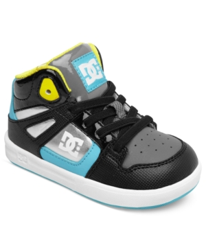 DC Shoes Kids Shoes Toddler Boys Rebound SE UL Sneakers