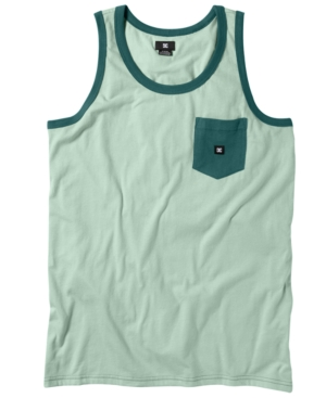 DC Shoes Tank Contrast Stripe Tank