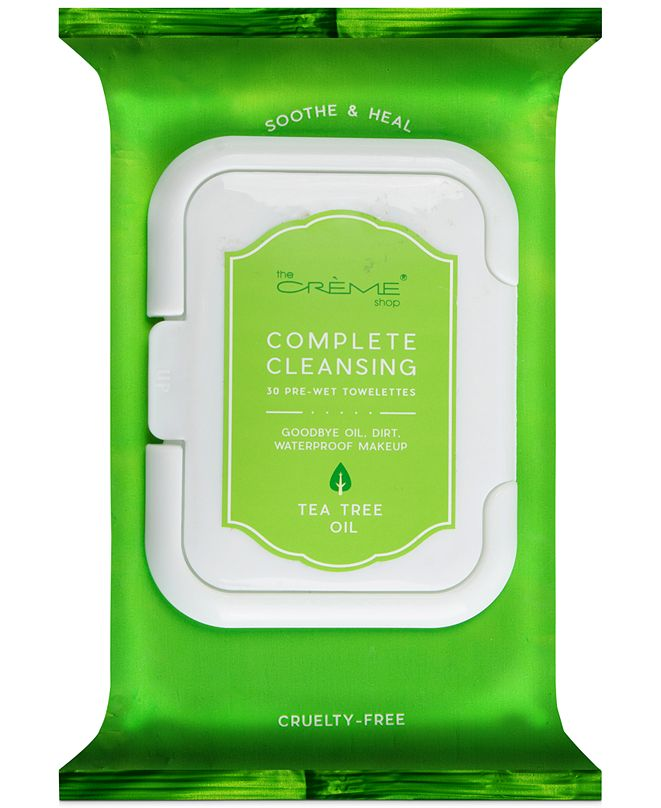 The Creme Shop Cleansing Towelettes