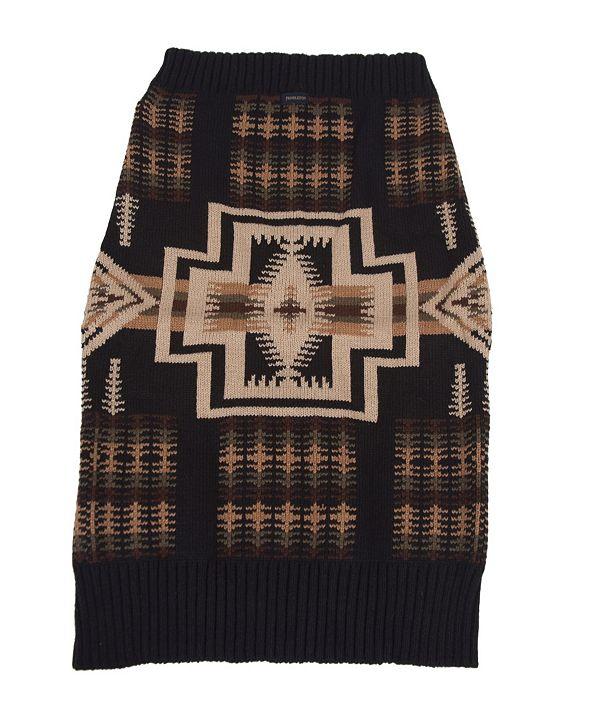 Pendleton Harding Dog Sweater, X-Large