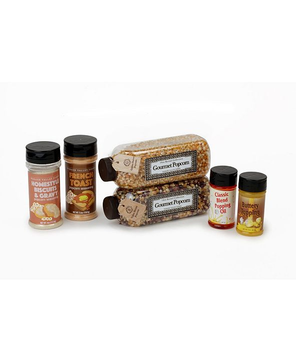 Wabash Valley Farms Breakfast Popcorn Gift Set