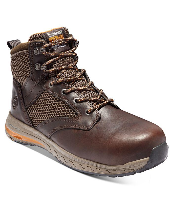 Timberland - Men's Drivetrain PRO Composite Toe Boots
