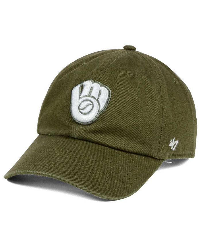 '47 Brand - Olive White CLEAN UP Cap