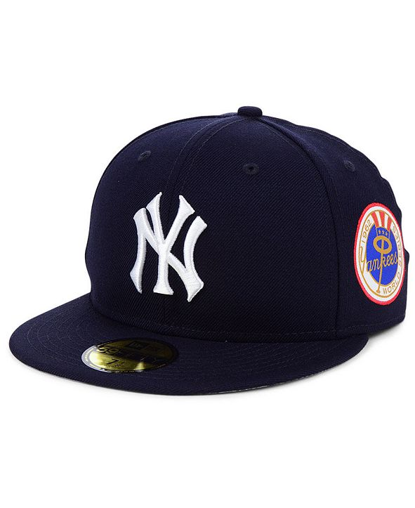 New Era New York Yankees World Series Patch 59FIFTY Cap