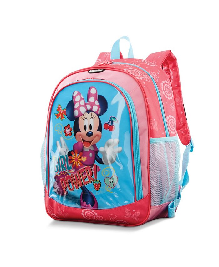 American Tourister - DISNEY MINNIE MOUSE BACKPACK SOFTSIDE