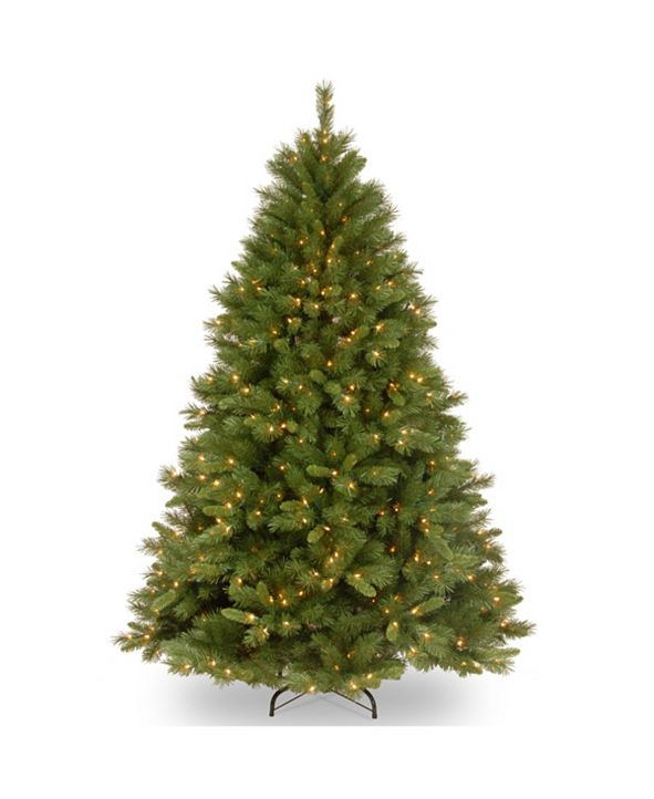 National Tree Company 4.5 ft. Winchester Pine Tree with Clear Lights