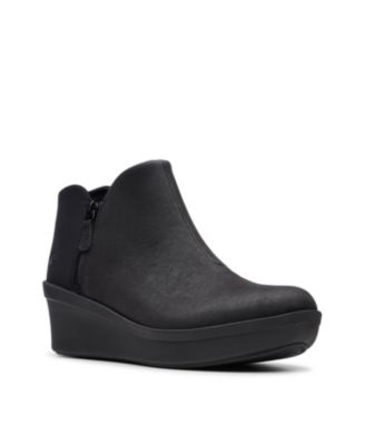 Step Rose Up Booties