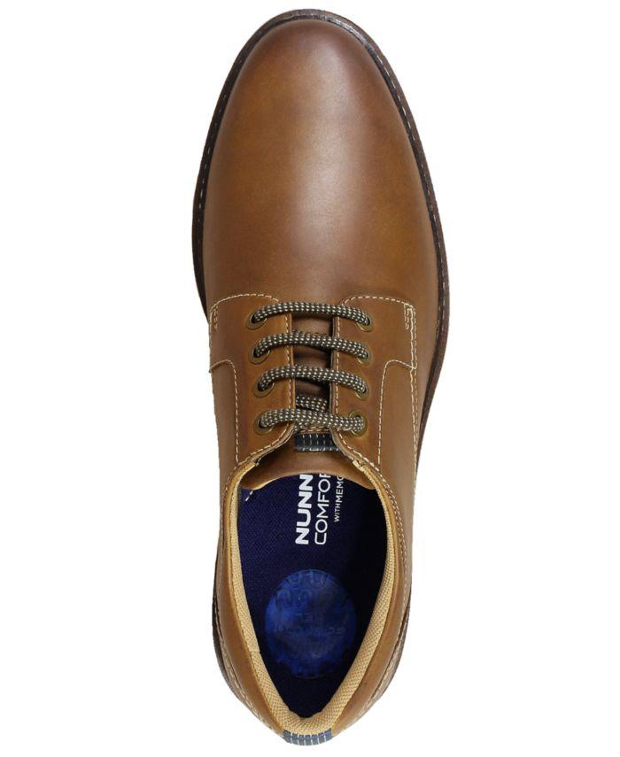 Nunn Bush Men's Ridgetop Oxfords & Reviews - All Men's Shoes - Men - Macy's