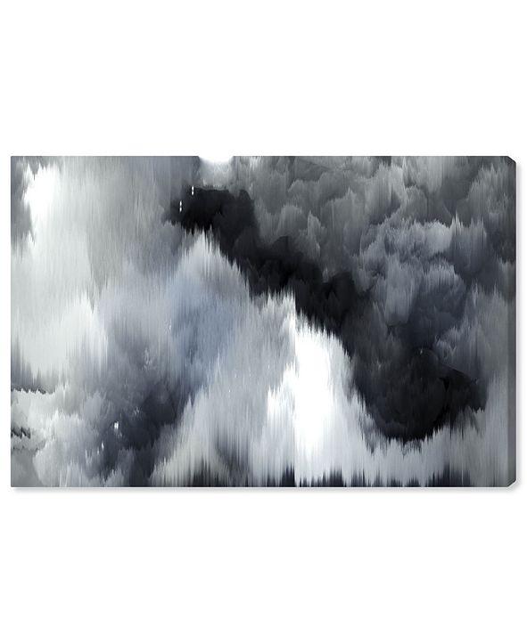 "Oliver Gal Smoky Baritone Canvas Art, 45"" x 30"""