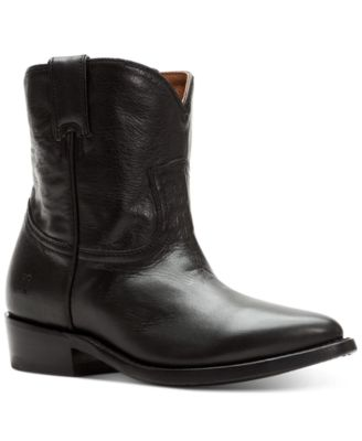 Frye Billy Pull-On Short Boots