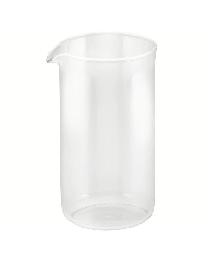 Bonjour - BonJour Coffee Universal French Press 12.7-Oz. Replacement Glass Carafe