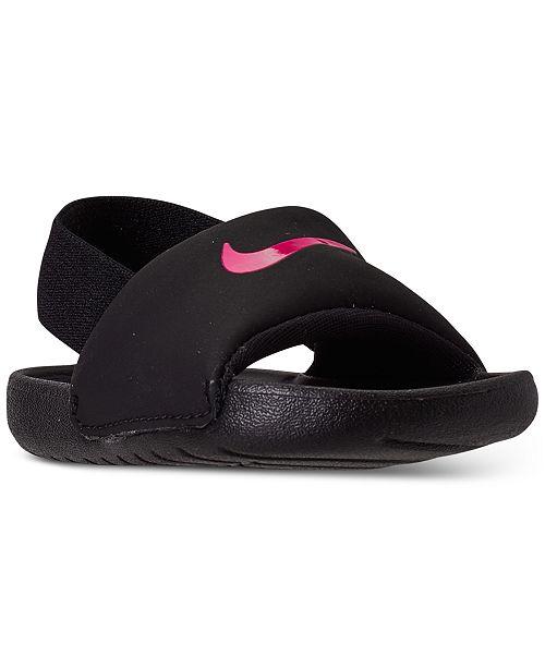 Nike Toddler Girls Kawa Slide Sandals from Finish Line ...