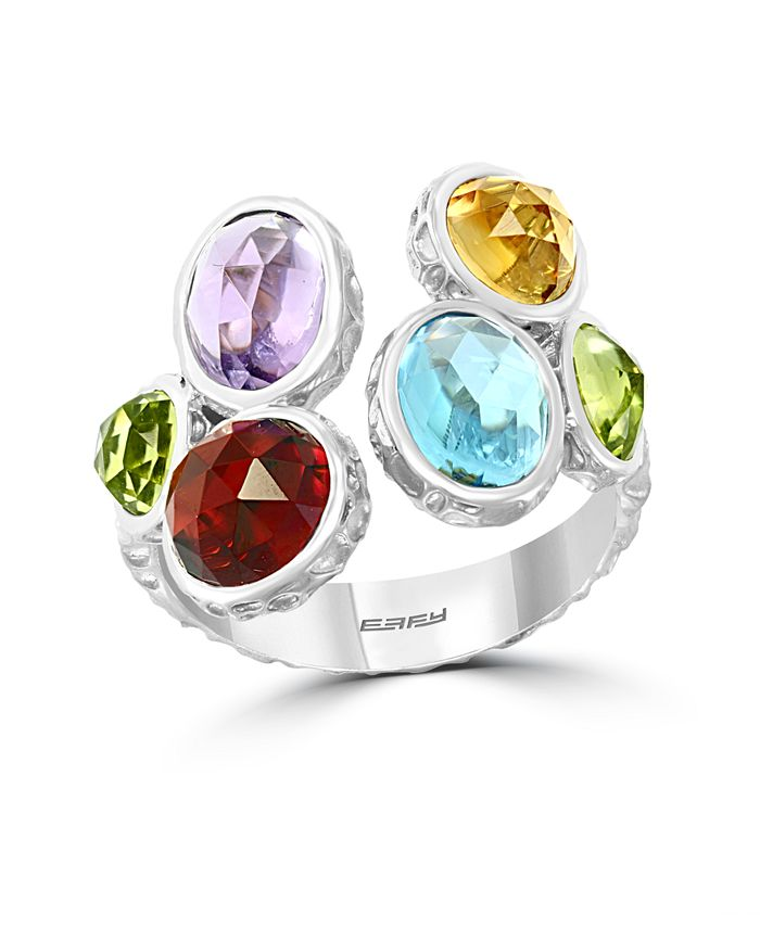 EFFY Collection - EFFY Multi-Gemstone (6-5/8 ct. t.w.) in Sterling Silver