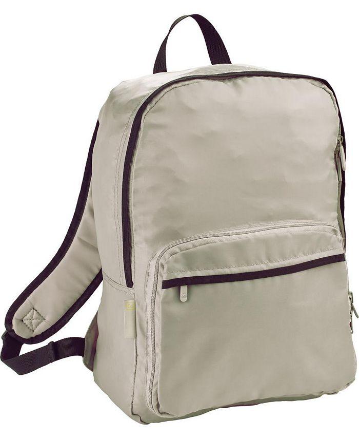 Go Travel - Backpack (Light Grey)